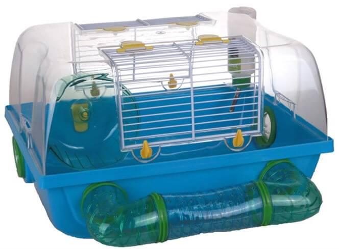Afbeelding hamsterkooi (4fun)
